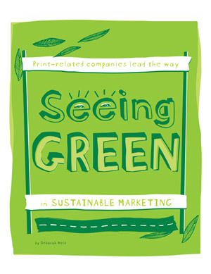 Seeing Green for Sustainable Marketing